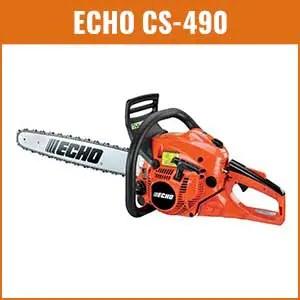 Echo CS 490 Chainsaw