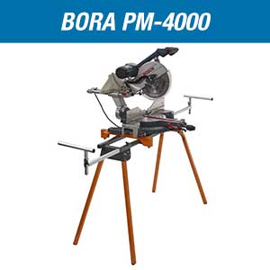 BORA Portamate PM-4000 Folding Miter Saw Stand