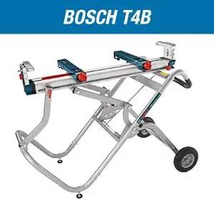 Bosch T4B Miter Saw Stand