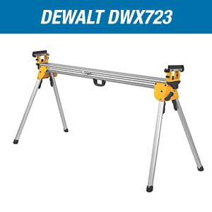 dewalt dwx723 miter saw stand