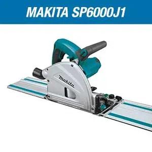 Makita SP6000J1 Plunge Track Saw