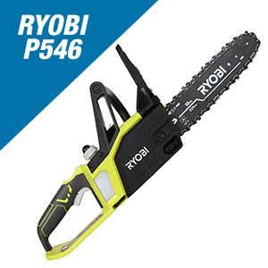 Ryobi P546 Cordless Chainsaw