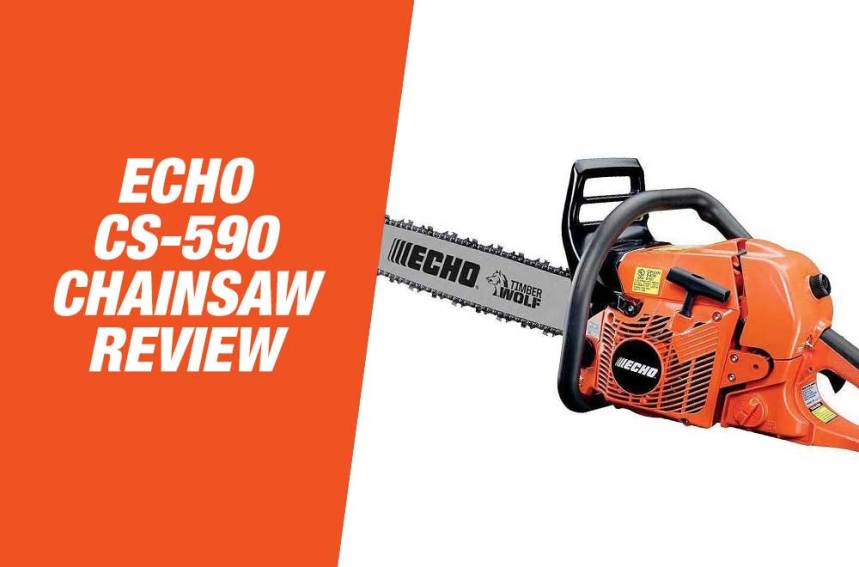 Echo CS 590 Review – Professional Chainsaw