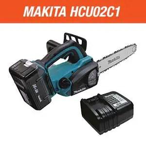 Makita HCU02C1 Cordless Chainsaw