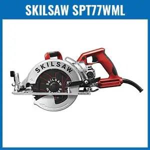 SKILSAW SPT77WML Worm Drive Circular Saw