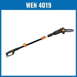 WEN 4019 Electric Telescoping Pole Saw