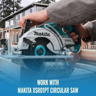 Makita XSR01PT circular saw