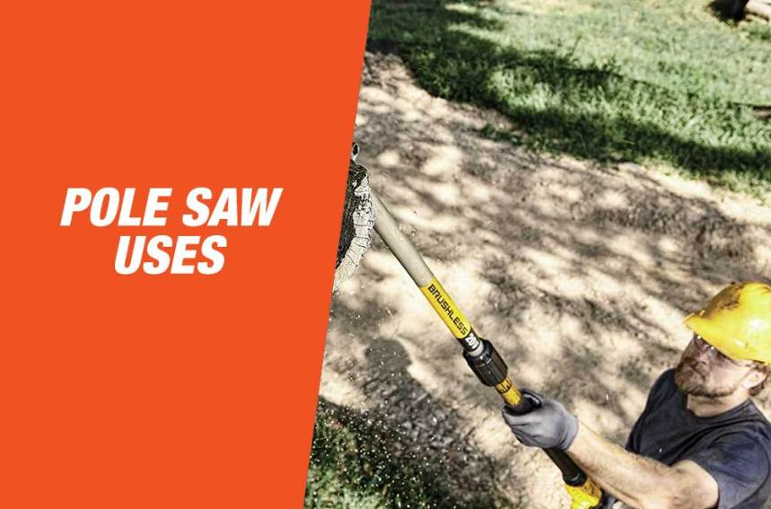 Pole Saw Uses