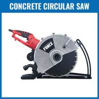 concrete circular saws