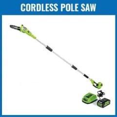 Cordless Pole Saw