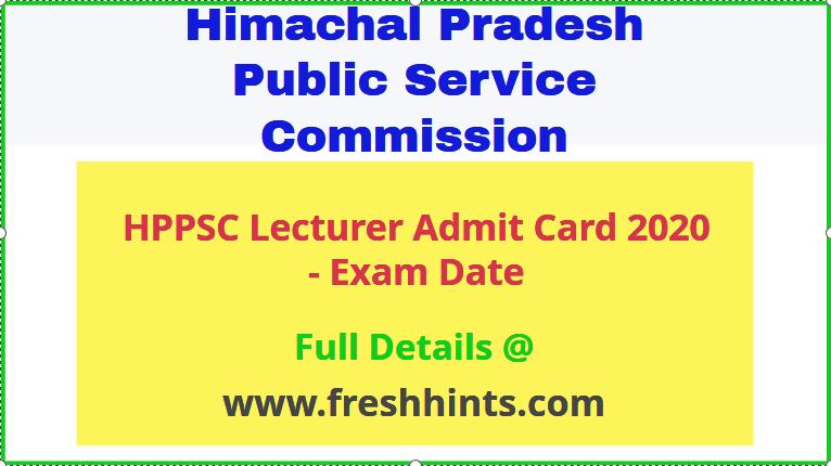 hppsc-lecturer-admit-card