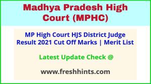 MPHC MP HJS Selection List 2021