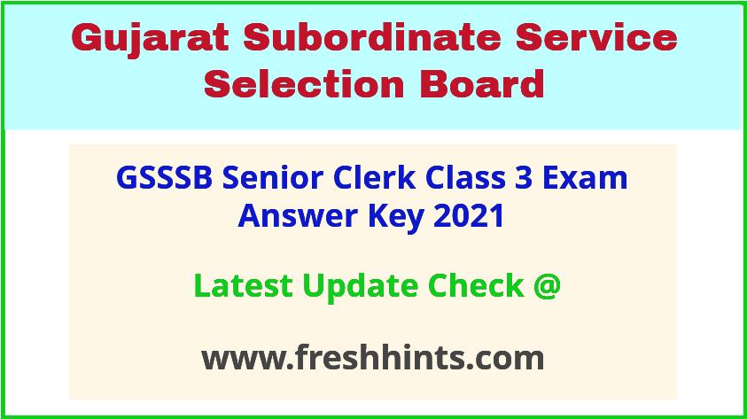 gujarat-sachivaGujarat Sachivalaya Sr Clerk Answer Sheet 2021laya-sr-clerk-answer-sheet-2021