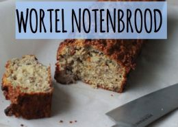 Wortel Notenbrood
