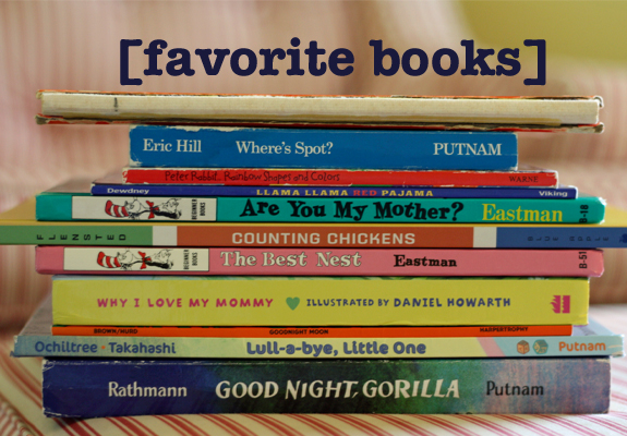 favorite children's books for a 2 year old