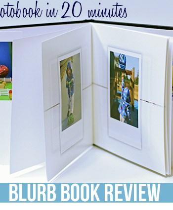 blurb book designer template review