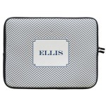 sophisticated gray laptop case