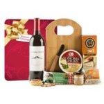Wine & Cheese Gift Basket