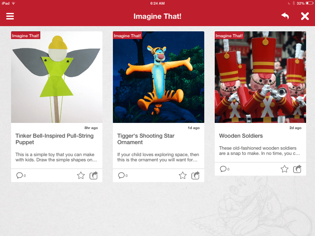 Disney Imagicademy App for Parents