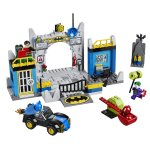 defend the bat cave lego set