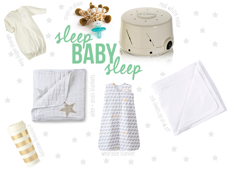 baby sleep essentials