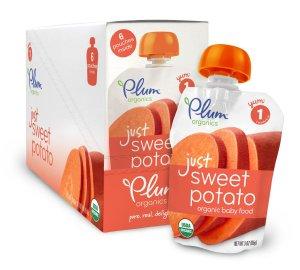 plum organics sweet potato