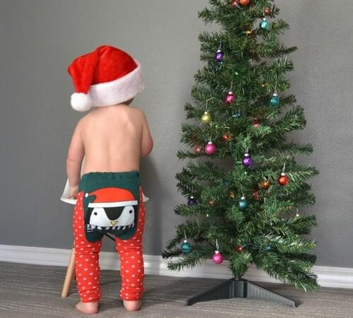 All the Cool Tots Wear Doodle Pants Leggings
