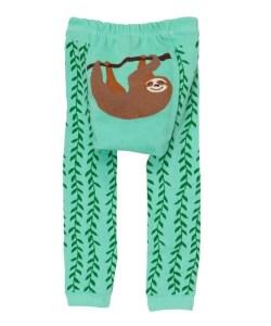 Sloth doodle pants