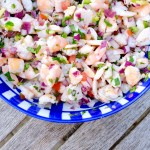 Gordon's Easy Ceviche Recipe