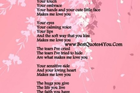 Cute Love Poems For Him Or Her Wishes Poem To My Crush