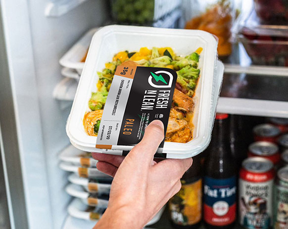 fresh n lean 1 prepared meal delivery