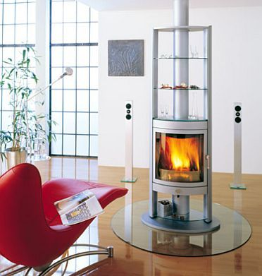 360 degree revolving fireplace 360 Degree Revolving Fireplace