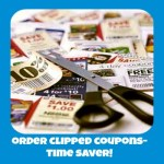 order clipped coupons