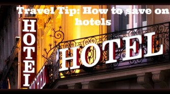 Tips on how to save money on your hotel room