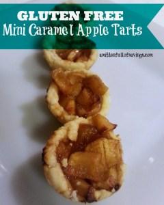 GlutenFree Apple Pie Tarts