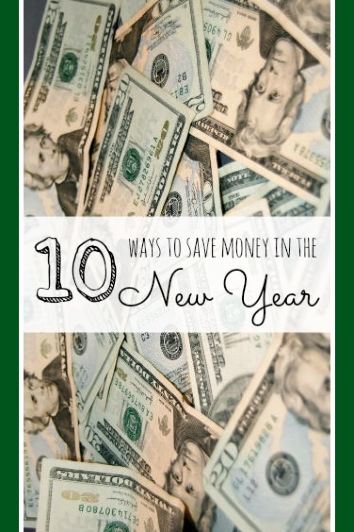 10 Easy Ways to Save Money in the New Year