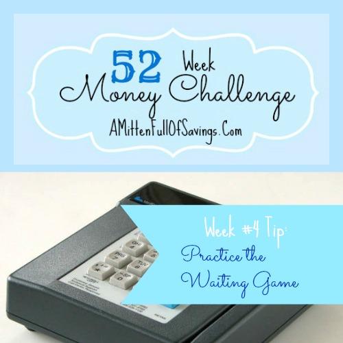 money save ways, 52 week money challenge