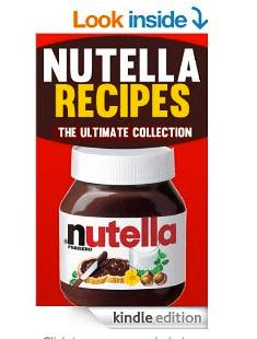 nutella recipes cookbook