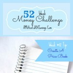 money save ways, 52 week challenge, 52 week money challenge, savings tips,