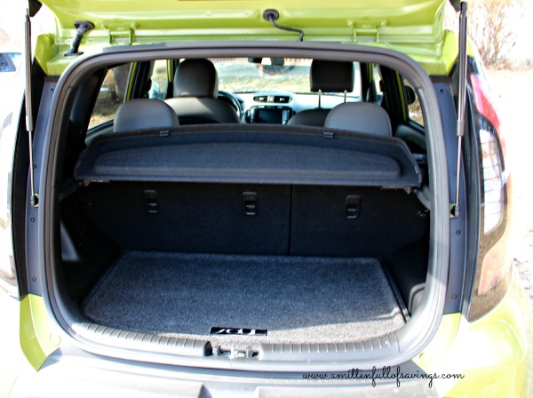 trunk of kia soul