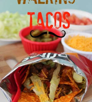 recipe for walking tacos