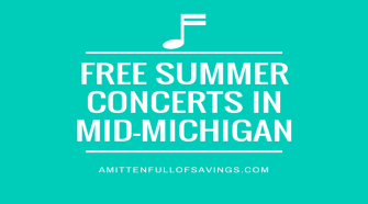 Free Summer Concerts In Mid-Michigan