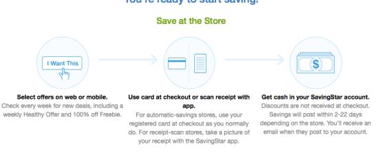 saving star offers