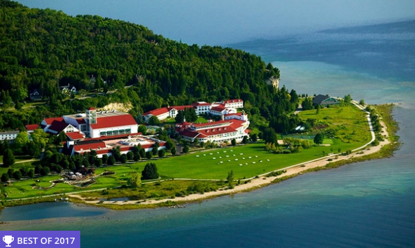 mackinac island lodging