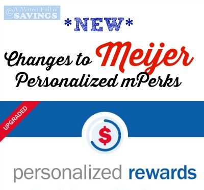 new changes to meijer personalized mperks program