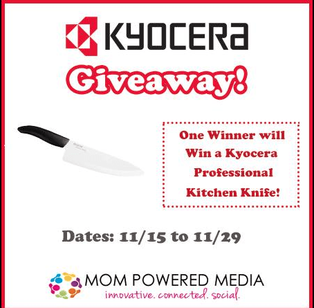 kyocera giveaway