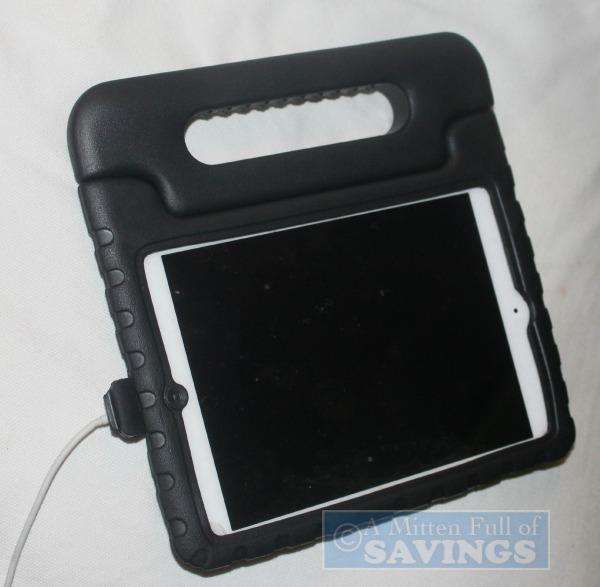 ipad mini light weight foam case for kids