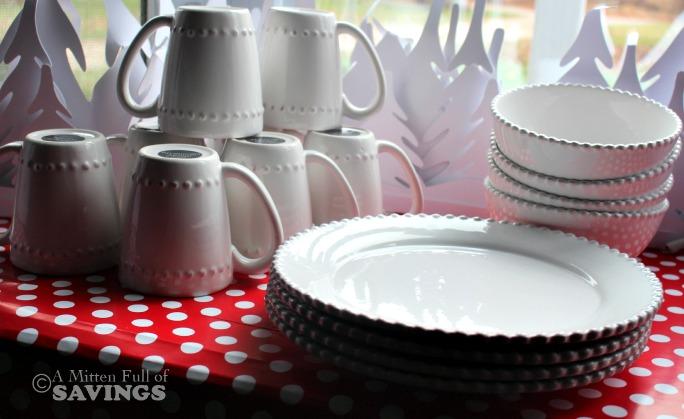 american atelier dinnerware set