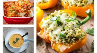 5 ingredient or less dinner ideas