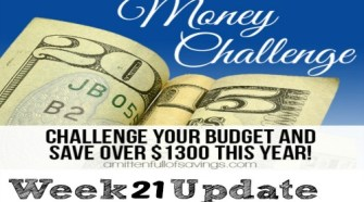 It's another week of the 52 Week Challenge. This week, let's talk about ways to save money by Sealing Up the Spending Leaks